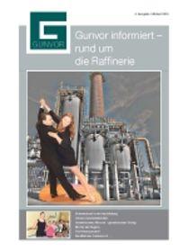 Gunvor informiert - rund um die Raffinerie